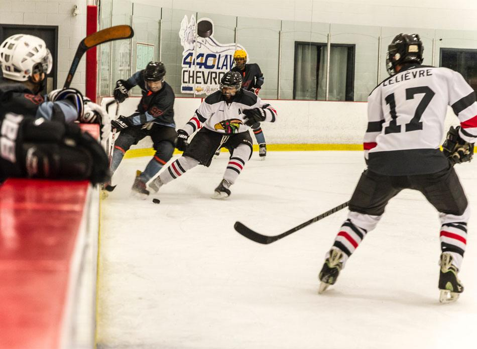 Sports Leagues ice hockey