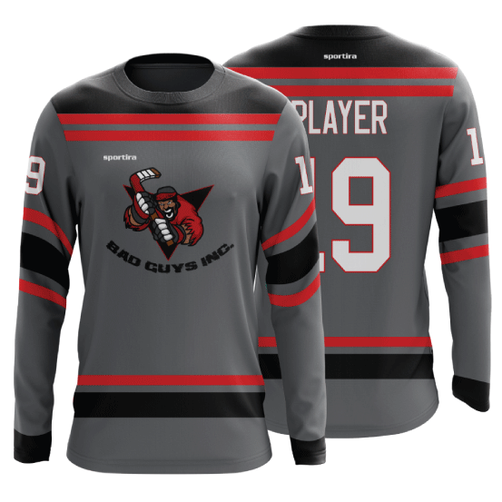 Custom Ball/Dek Hockey Jersey
